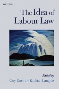 Ebook in inglese Idea of Labour Law -, -
