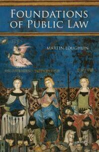 Ebook in inglese Foundations of Public Law Loughlin, Martin
