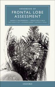 Foto Cover di Handbook of Frontal Lobe Assessment, Ebook inglese di AA.VV edito da OUP Oxford