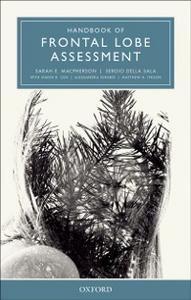 Ebook in inglese Handbook of Frontal Lobe Assessment Cox, Simon R. , Della Sala, Sergio , Iveson, Matthew H. , MacPherson, Sarah E.