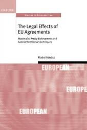 Legal Effects of EU Agreements