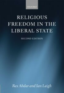 Foto Cover di Religious Freedom in the Liberal State, Ebook inglese di Rex Ahdar,Ian Leigh, edito da OUP Oxford