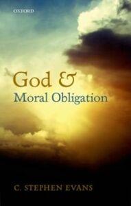 Ebook in inglese God and Moral Obligation Evans, C. Stephen