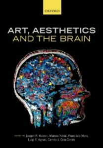 Foto Cover di Art, Aesthetics, and the Brain, Ebook inglese di  edito da OUP Oxford