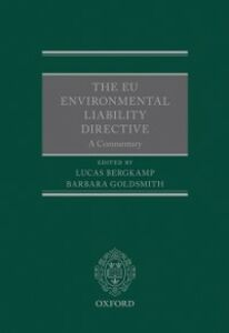 Ebook in inglese EU Environmental Liability Directive: A Commentary