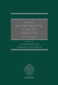 Ebook in inglese EU Environmental Liability Directive: A Commentary -, -