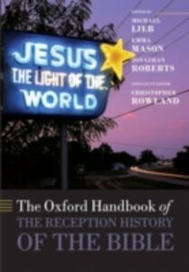 Ebook in inglese Oxford Handbook of the Reception History of the Bible