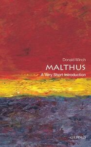 Ebook in inglese Malthus: A Very Short Introduction Winch, Donald