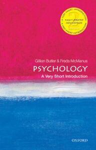 Foto Cover di Psychology: A Very Short Introduction, Ebook inglese di Gillian Butler,Freda McManus, edito da OUP Oxford