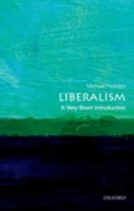 Ebook in inglese Liberalism: A Very Short Introduction Freeden, Michael