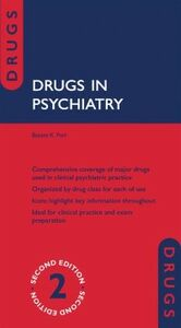 Foto Cover di Drugs in Psychiatry, Ebook inglese di Basant K. Puri, edito da OUP Oxford