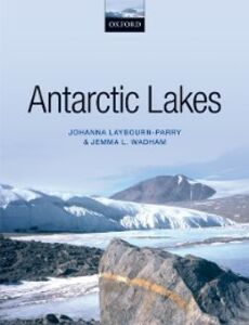 Ebook in inglese Antarctic Lakes Laybourn-Parry, Johanna , Wadham, Jemma