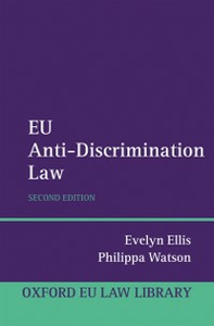 Ebook in inglese EU Anti-Discrimination Law Ellis, Evelyn , Watson, Philippa