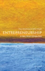 Ebook in inglese Entrepreneurship: A Very Short Introduction Westhead, Paul , Wright, Mike