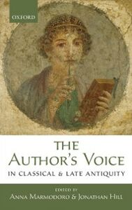 Ebook in inglese Author's Voice in Classical and Late Antiquity
