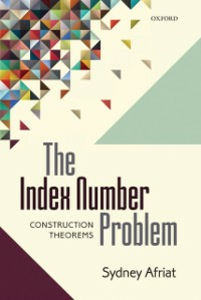 Ebook in inglese Index Number Problem: Construction Theorems Afriat, Sydney