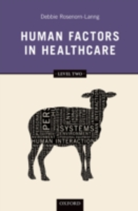 Ebook in inglese Human Factors in Healthcare: Level Two Rosenorn-Lanng, Debbie