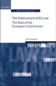Ebook in inglese Enforcement of EU Law: The Role of the European Commission Andersen, Stine