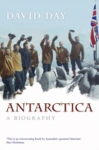 Ebook in inglese Antarctica: A Biography Day, David
