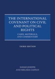 Foto Cover di International Covenant on Civil and Political Rights: Cases, Materials, and Commentary, Ebook inglese di Melissa Castan,Sarah Joseph, edito da OUP Oxford