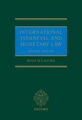 International Financial and Monetary Law