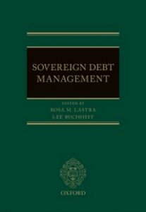 Ebook in inglese Sovereign Debt Management -, -