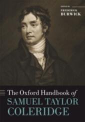Oxford Handbook of Samuel Taylor Coleridge