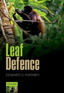 Foto Cover di Leaf Defence, Ebook inglese di Edward E. Farmer, edito da OUP Oxford