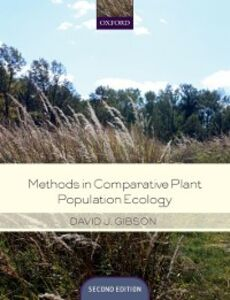 Ebook in inglese Methods in Comparative Plant Population Ecology Gibson, David