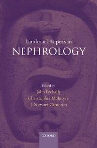 Foto Cover di Landmark Papers in Nephrology, Ebook inglese di  edito da OUP Oxford