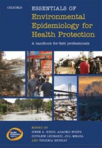 Ebook in inglese Essentials of Environmental Epidemiology for Health Protection: A handbook for field professionals