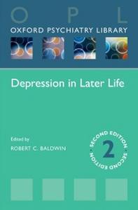 Ebook in inglese Depression in Later Life Baldwin, Robert C.