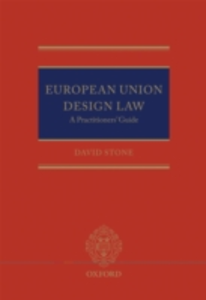 Ebook in inglese European Union Design Law: A Practitioners' Guide Stone, David