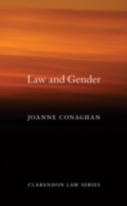 Ebook in inglese Law and Gender Conaghan, Joanne