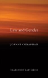 Law and Gender