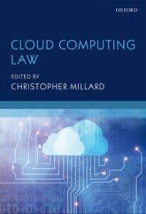 Foto Cover di Cloud Computing Law, Ebook inglese di  edito da OUP Oxford