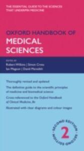 Foto Cover di Oxford Handbook of Medical Sciences, Ebook inglese di  edito da OUP Oxford