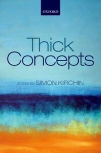Ebook in inglese Thick Concepts -, -