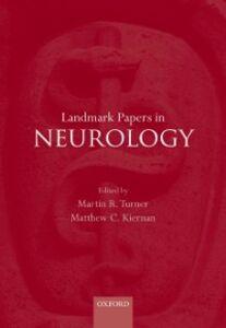 Ebook in inglese Landmark Papers in Neurology -, -