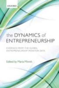 Ebook in inglese Dynamics of Entrepreneurship: Evidence from Global Entrepreneurship Monitor Data Minniti, Maria