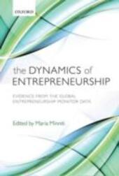 Dynamics of Entrepreneurship: Evidence from Global Entrepreneurship Monitor Data