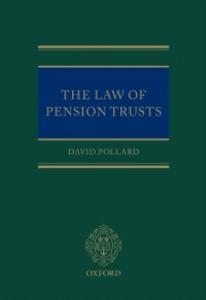 Ebook in inglese Law of Pension Trusts Pollard, David