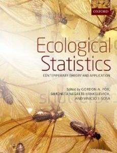 Ebook in inglese Ecological Statistics: Contemporary theory and application -, -
