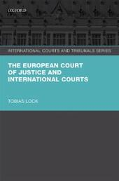European Court of Justice and International Courts