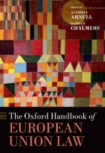 Ebook in inglese Oxford Handbook of European Union Law