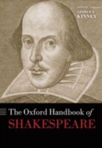 Foto Cover di Oxford Handbook of Shakespeare, Ebook inglese di  edito da OUP Oxford