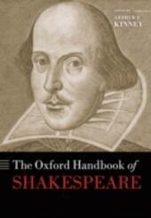 Oxford Handbook of Shakespeare