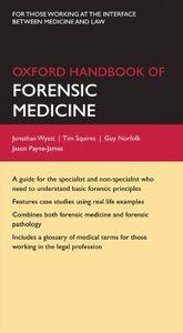 Foto Cover di Oxford Handbook of Forensic Medicine, Ebook inglese di AA.VV edito da OUP Oxford