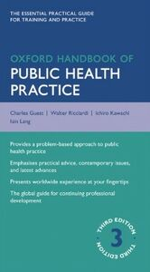 Ebook in inglese Oxford Handbook of Public Health Practice -, -