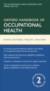 Foto Cover di Oxford Handbook of Occupational Health, Ebook inglese di  edito da OUP Oxford